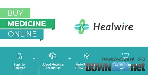 CodeCanyon - Healwire v3.0.1 - Online Pharmacy - 16423338