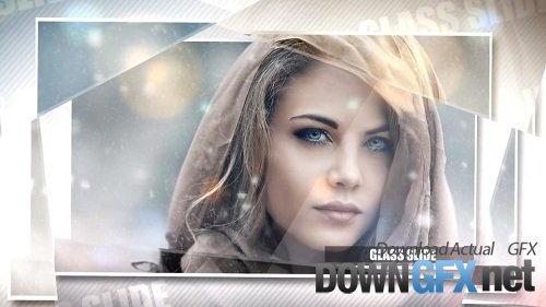 Glass Slideshow 39225 - After Effects Templates