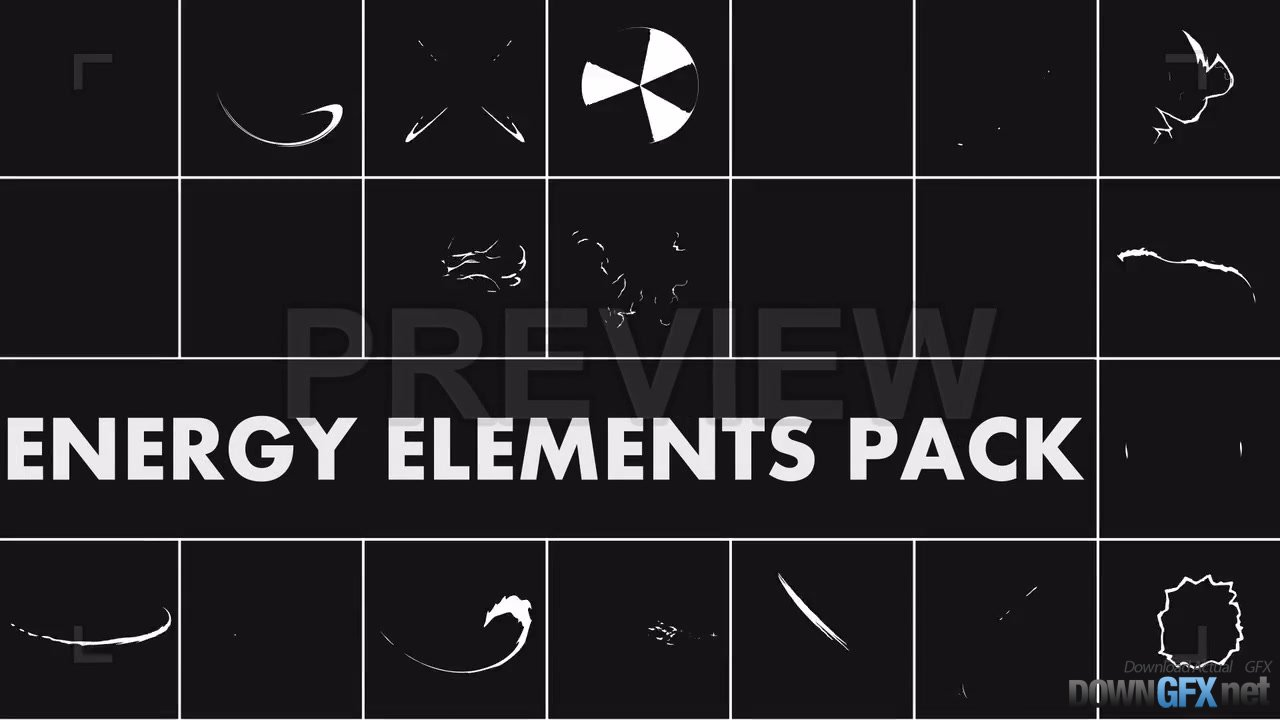 Energy Elements Pack