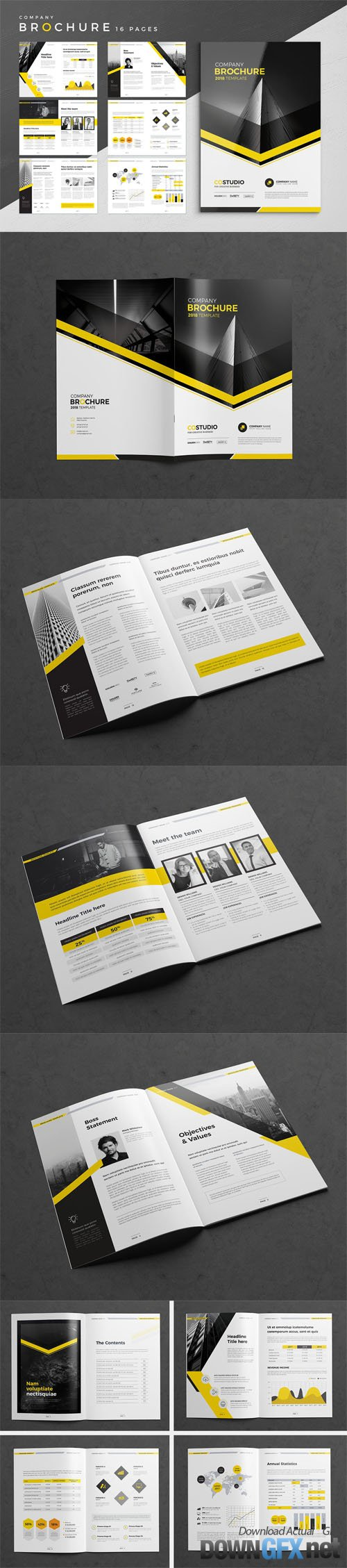 Company Brochure 16 Pages