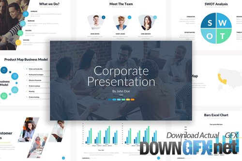 Corporate Powerpoint Template