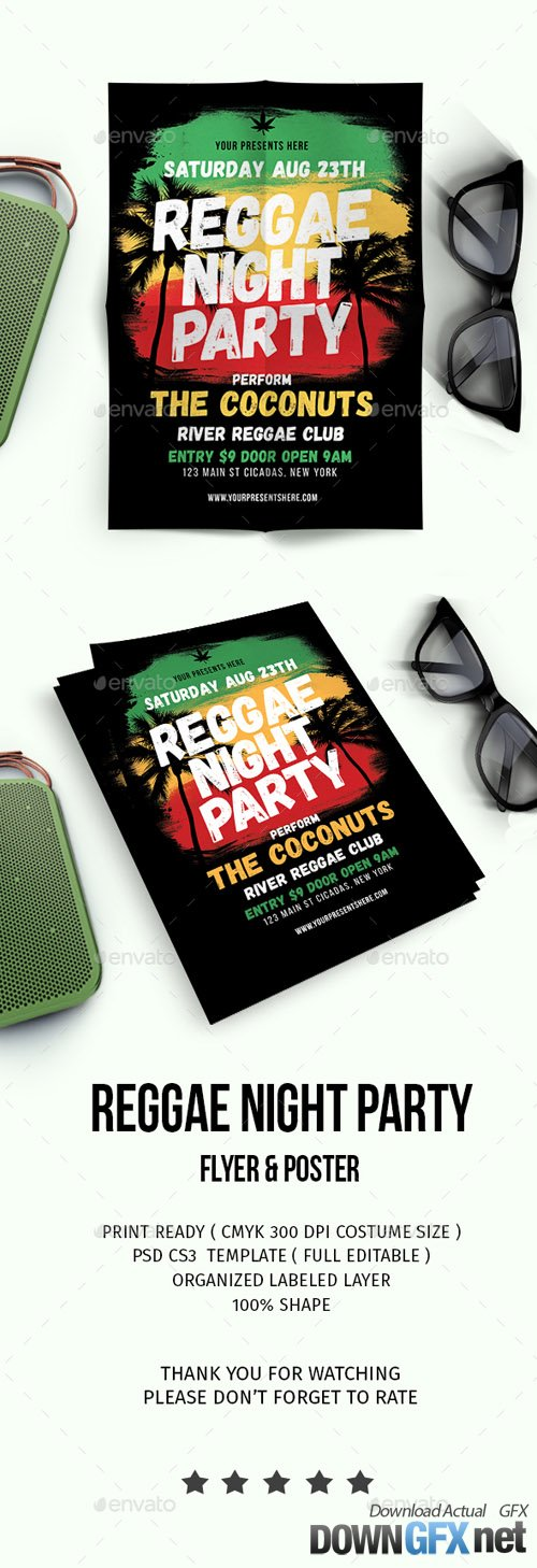 Reggae Music Party 20450866