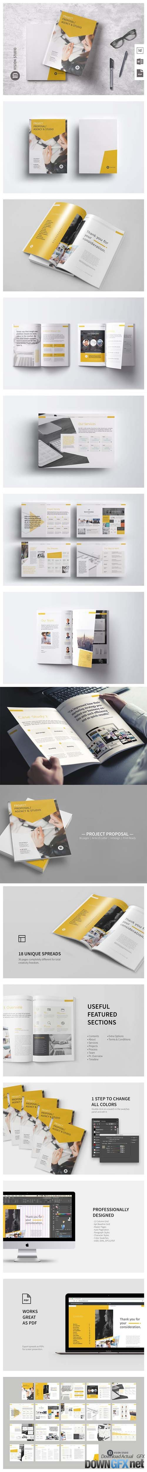 Project Proposal Template 008