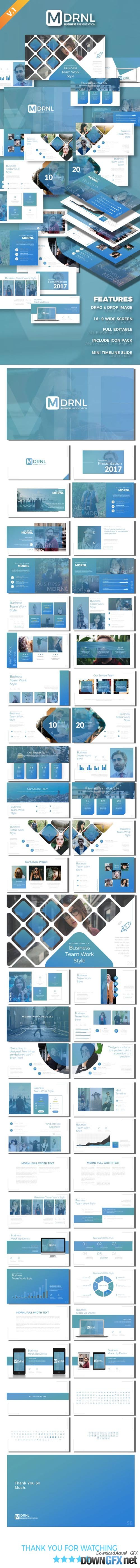 MDRNL Business v.1 Template 20462133