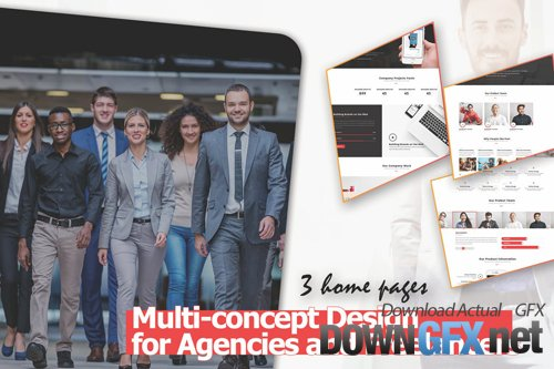 Multi-concept Design for Agencies and Freelancers