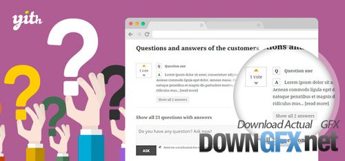 YiThemes - YITH WooCommerce Questions and Answers v1.1.28
