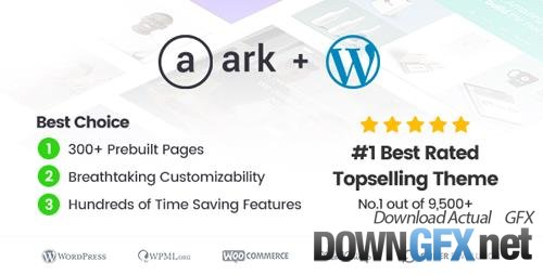 ThemeForest - The Ark v1.22.0 - Multi-Purpose WordPress Theme - 19016121