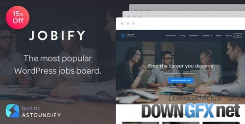 ThemeForest - Jobify v3.8.0 - The Most Popular WordPress Job Board Theme - 5247604