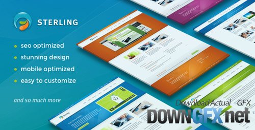 ThemeForest - Sterling v2.6.6 - Responsive Wordpress Theme - 2320578