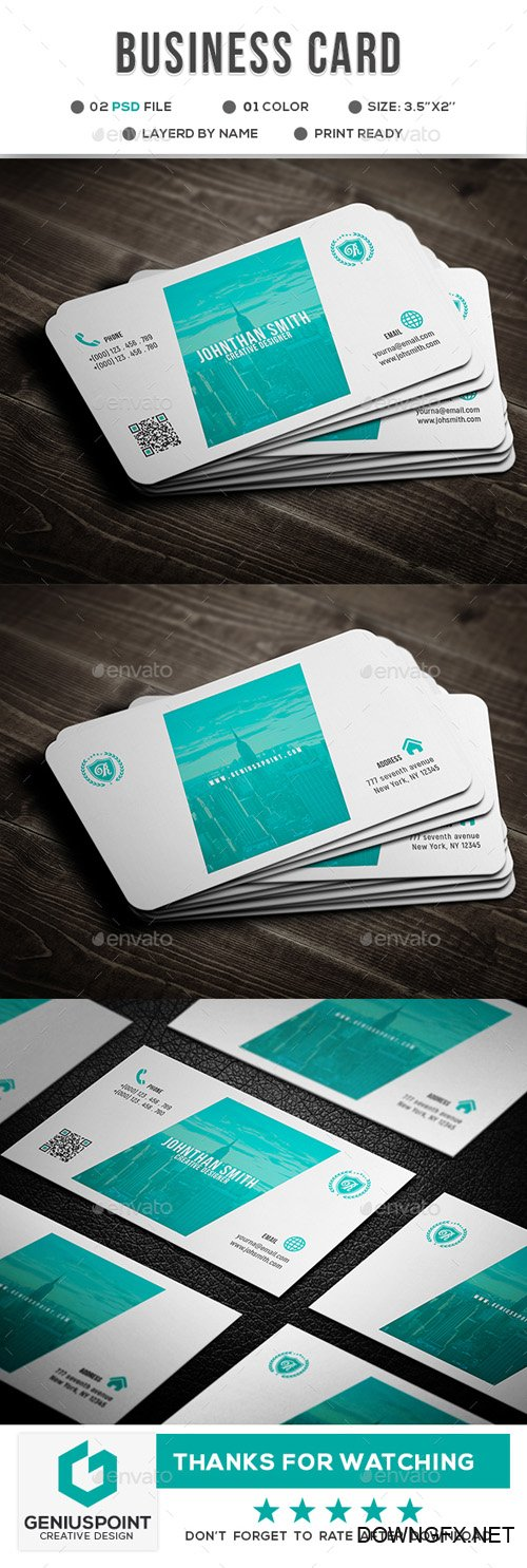 Business Card 21046527