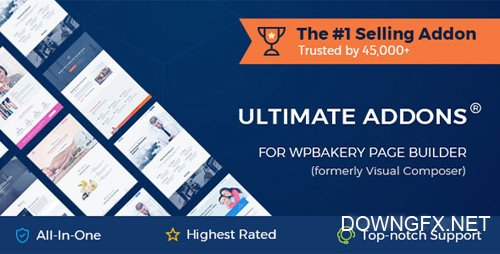 CodeCanyon - Ultimate Addons for WPBakery Page Builder v3.16.21 - 6892199