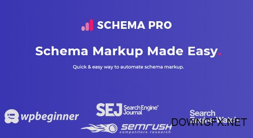 WP Schema Pro v1.1.1 - Schema Markup Made Easy