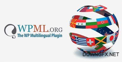 WPML v3.9.1 - WordPress Multilingual Plugin + Add-Ons