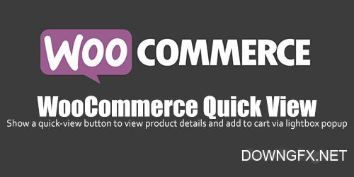 WooCommerce - Quick View v1.1.11