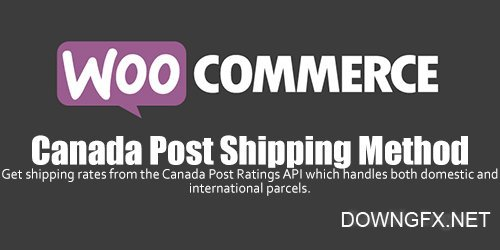 WooCommerce - Canada Post Shipping Method v2.5.5