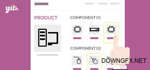 YiThemes - YITH Composite Products for WooCommerce v1.1.2
