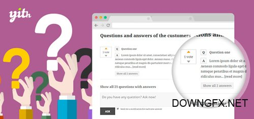 YiThemes - YITH WooCommerce Questions and Answers v1.2.0