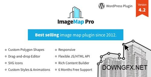 CodeCanyon - Image Map Pro for WordPress v4.2.0 - Interactive Image Map Builder - 2826664
