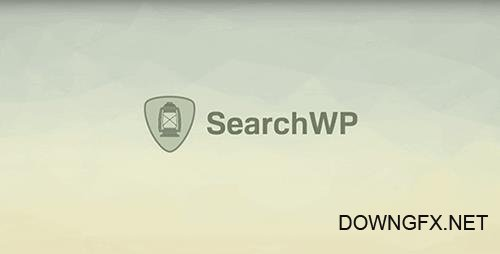SearchWP v2.9.5 - The Best WordPress Search Plugin You Can Find + Add-Ons