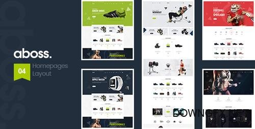 ThemeForest - Aboss v1.0 - Responsive Prestashop Theme (Update: 27 September 17) - 20307897