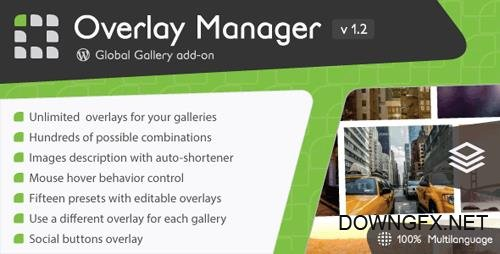 CodeCanyon - Global Gallery - Overlay Manager add-on v1.2 - 11363900
