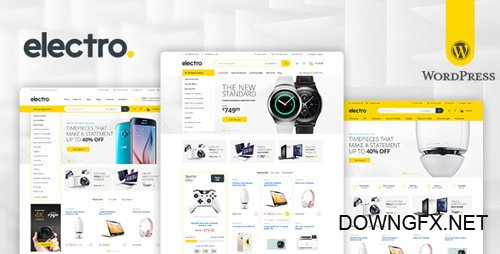 ThemeForest - Electro v1.4.19 - Electronics Store WooCommerce Theme - 15720624