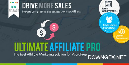 CodeCanyon - Ultimate Affiliate Pro WordPress Plugin v4.1 - 16527729 - NULLED