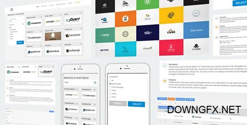 CodeCanyon - Super Logos Showcase for Wordpress v2.0 (Update: 6 February 18) - 13359116