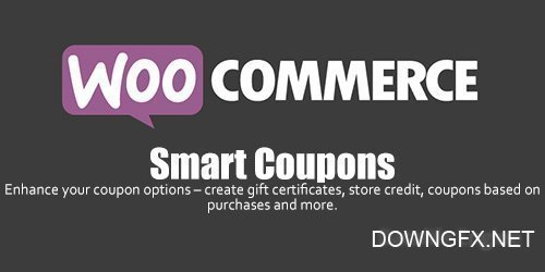 WooCommerce - Smart Coupons v3.3.9