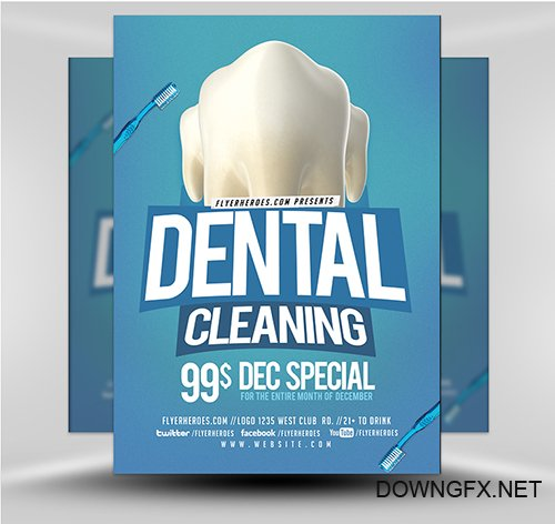 PSD Dental Cleaning