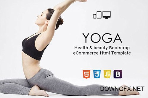 Yoga v1.0 - Health & beauty Html Template - 2101806