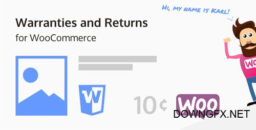 CodeCanyon - Warranties and Returns for WooCommerce v4.0.0 - 9375424
