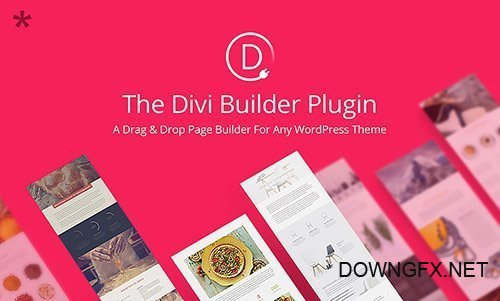 ElegantThemes - Divi Builder v2.0.64 - A Drag & Drop Page Builder Plugin For WordPress