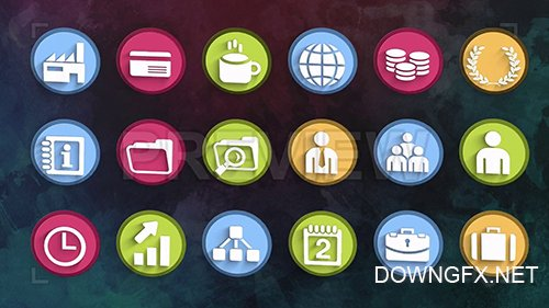 MA - Ultimate Business Icons Pack 82948
