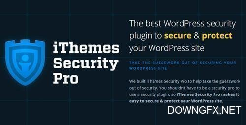 iThemes - Security Pro v5.3.3 - WordPress Security Plugin