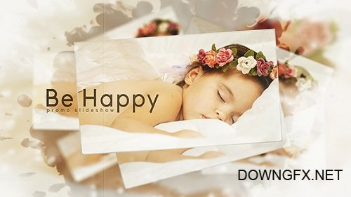 Be Happy - Project for After Effects (Videohive)