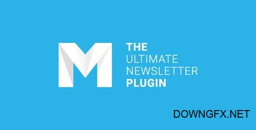 CodeCanyon - Mailster v2.3.9 - Email Newsletter Plugin for WordPress - 3078294