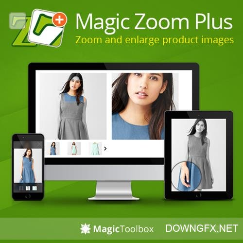 Magic Zoom Plus (Update: 26 June 18) - Image Scaling