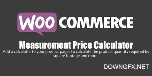 WooCommerce - Measurement Price Calculator v3.13.5