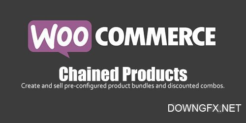 WooCommerce - Chained Products v2.6.2