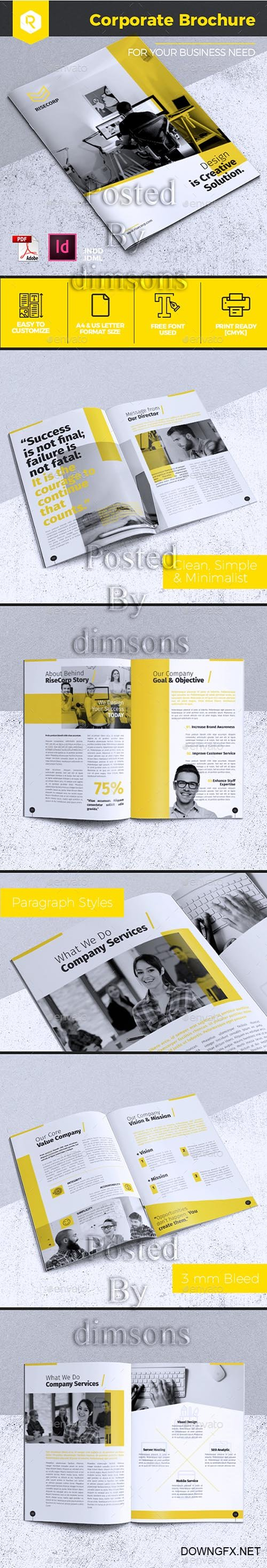 Creative Corporate Brochure Vol. 24 20144628
