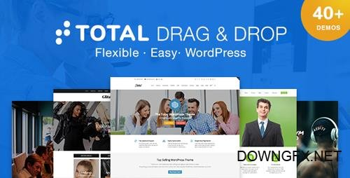 ThemeForest - Total v4.7.1 - Responsive Multi-Purpose WordPress Theme - 6339019 - NULLED