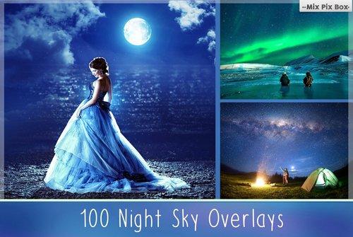 CM - Sky Overlays Collection 1776584