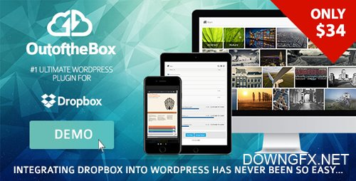CodeCanyon - Out-of-the-Box v1.13.5 - Dropbox plugin for WordPress - 5529125