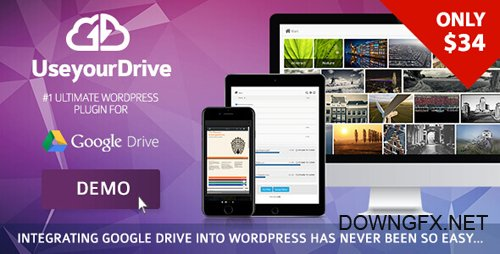 CodeCanyon - Use-your-Drive v1.11.5 - Google Drive plugin for WordPress - 6219776