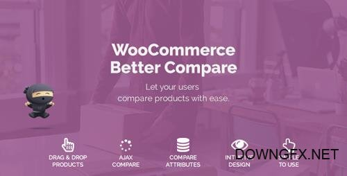 CodeCanyon - WooCommerce Compare Products v1.2.15 - 21158249