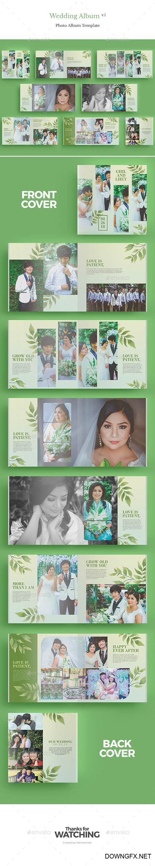 Wedding Album V1 22458545