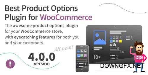 CodeCanyon - Improved Variable Product Attributes for WooCommerce v4.4.2 - 9981757
