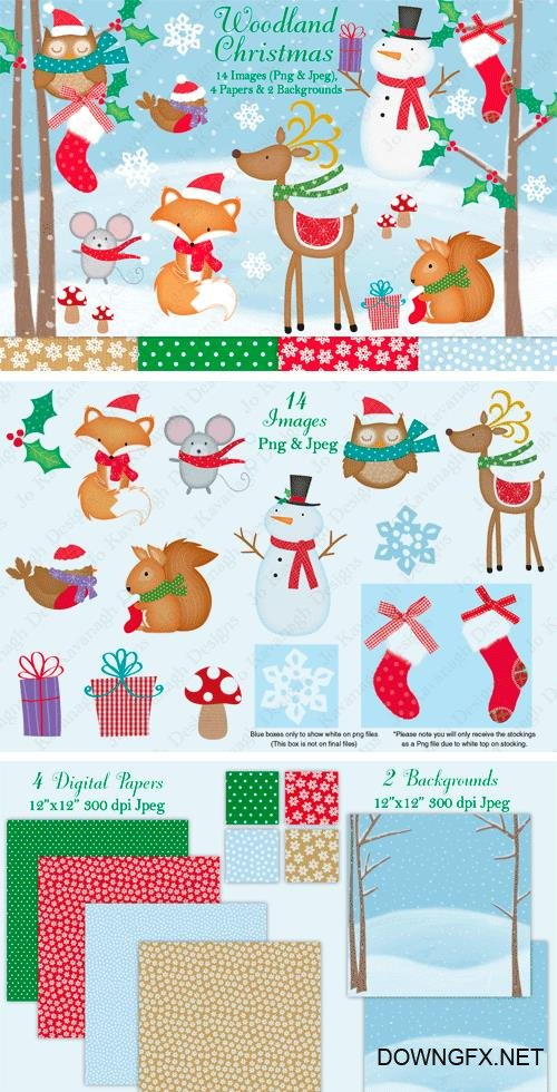 Designbundles - Christmas Graphics and Illustrations 85989