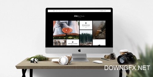 ThemeForest - Killeen v1.1 - A Contemporary Portfolio for Photographers - 18196078